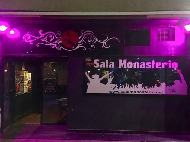 Sala Monasterio_Signage